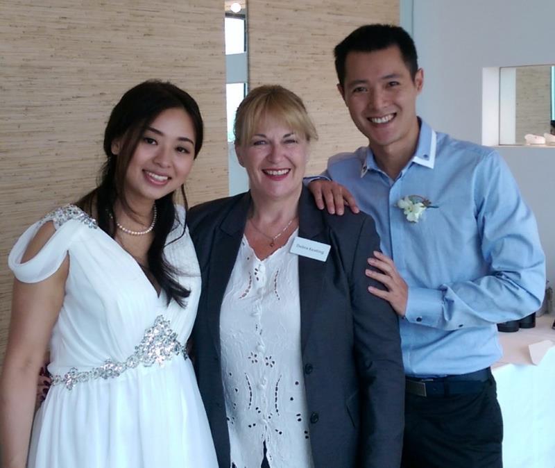 debra keating wedding celebrant melbourne